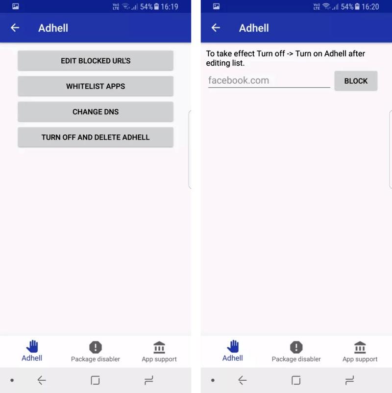 Как убрать рекламу с телефона Samsung без Root